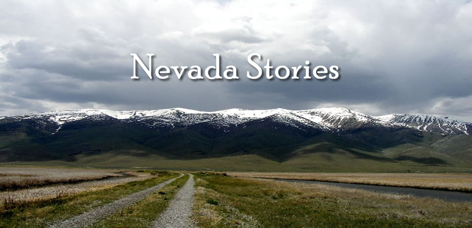 Nevada Stories page title graphic.