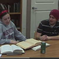College Study Tips from Students at Washington State University.