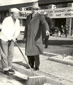Mayor Bing Crosby: Elko, Nevada (1948-1977)
