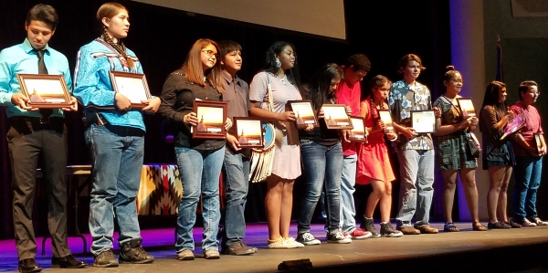 Shoshone Community Language Initiative 2017 Graduates