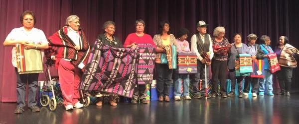 2015 Shoshone Elders honored