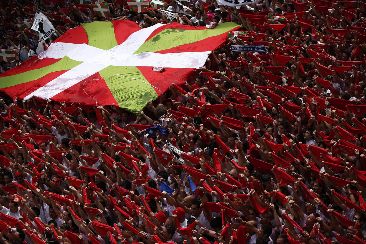 Basque in Pamplona – Basque Cohesion