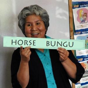 Shoshone Language Teacher