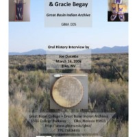 Transcript of oral history interview with Clara Woodson and Gracie Begay, 16 March 2006
