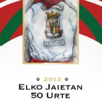 2013 Elko National Basque Festival Program -50th Anniversary
