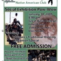 GBC Native American Club - Social Exhibition Pow-wow Poster.pdf