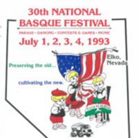 1993 Elko National Basque Festival