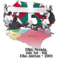 2005 Elko National Basque Festival Program