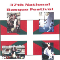 2000 Elko National Basque Festival Program