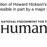 Howard Hickson's Histories - presented by graphic