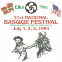 1994 Elko National Basque Festival