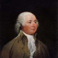 Official Presidential Portrait of John Adams