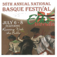 2001 Elko National Basque Festival Program