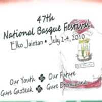 2010 Elko National Basque Festival Program