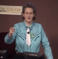 Temple Grandin, 'Improving Animal Welfare: A Practical Approach'